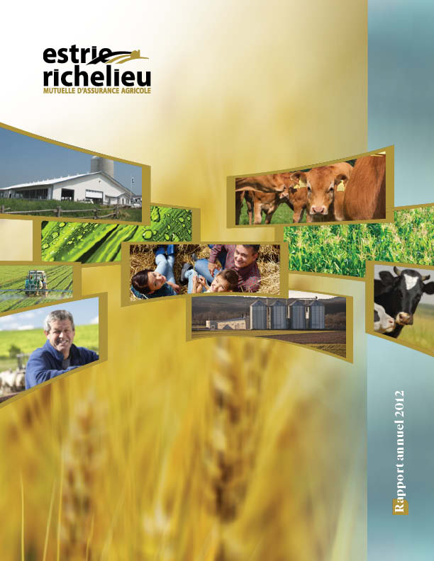 Annual Report - Richelieu Estrie 2012