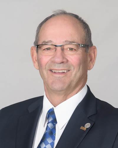 Luc Lamothe Administrateur Saint-Célestin – Québec