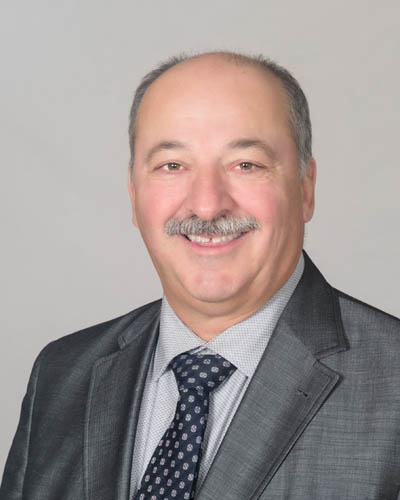 Normand Renaud President of Saint-Hyacinthe board - Quebec